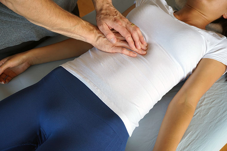 Abdominal Massage in Auckland - Andrew Newman